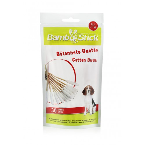 BAMBOOSTICK® wadded sticks